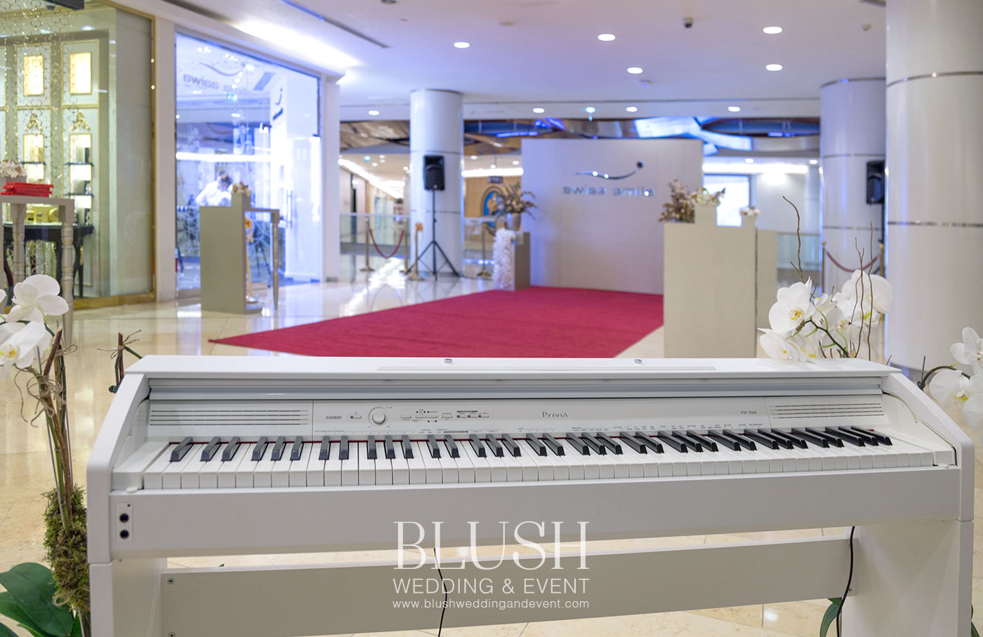 Swiss Smile Flagship Store-Open-in-Dubai Corporate Event Planning